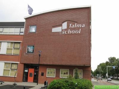 De Talmaschool is ambitieus